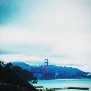 #Beautiful #San #Francisco! ~ #view #ohyeah #landscape #city #bridge #water #nature #blue #landscape #art #California