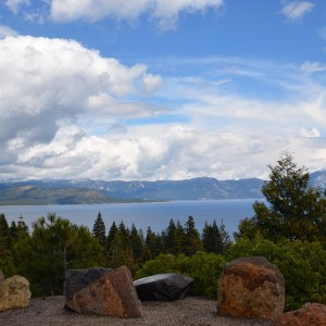 #Lake #Tahoe - perfect #view! #mountains #water #sky #blue #hiking #wanderlust #photography #ohyeah #adventure