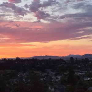 Lovin' the #Summer #Sunsets! #nature #view #color #sky #views #happiness #city #skyline #ohyeah